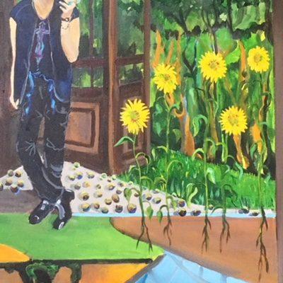 Linda Cooney art work